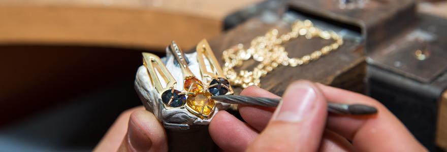 Personnaliser beaux bijoux