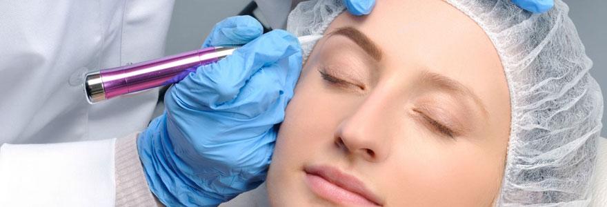 Institut de beauté spécialisé dans le maquillage permanent