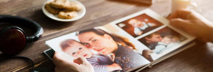 Albums photos personnalisés