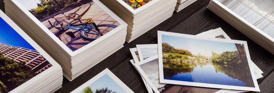 Imprimer ses photos en ligne