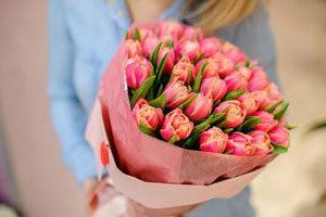 fleurs sous-formes de boutons